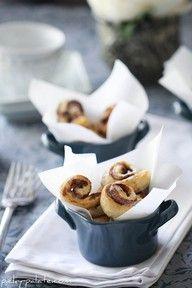 Mini Cinnamon Swirls :P