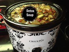 Gluten Free A-Z Blog: Detox Soup