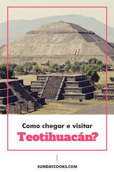 Normalmente as pessoas vão a Teotihuacán de excursão, logo depois de conhecerem a Basílica de Guadalupe, numa espécie de passeio conjugado. Essa sequência se deve ao fato de que a Basílica é um dos pontos turísticos da Cidade do México mais ao norte e fica quase que na saída para a rodovia que leva à Teotihuacán. #mexico #cidadedomexico #Teotihuacán   turismo   cultura   capital   curiosidades   o que fazer   roteiro   atrações   mapa   pontos turísticos   Basílica de Guadalupe