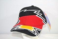 3d8068b5 Olympic 2002 German Salt Lake City Games Baseball Cap Adjustable Strap