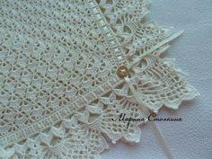 Diy Crafts - Best Ideas For Baby Crochet Scarf Girls Crochet Blanket Edging, Crochet Lace Edging, Crochet Shawl, Crochet Stitches, Crochet Patterns, Crochet Girls, Crochet Baby Clothes, Diy Crochet, Baby Knitting