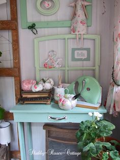 Shabby-Roses-Cottage: The summer's over...