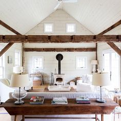 Lonny Mag | Summer House Inspiration