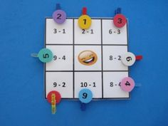 Math Resources, Activities For Kids, Dyscalculia, 1st Grade Math, Math Stations, Problem Solving, Big Kids, Montessori, Blog