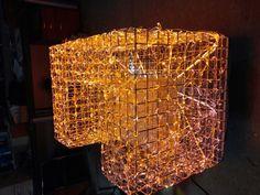 학생 졸업작품 광섬유 의자조명 : 네이버 블로그