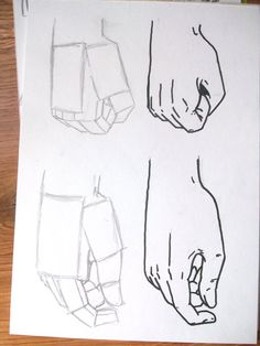 How to draw hands by Benulis.deviantart.com on @deviantART