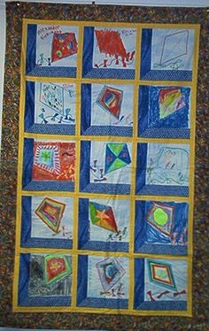 """Classroom quilt project for each teacher???  Could we actually get this """"off the ground""""??"""
