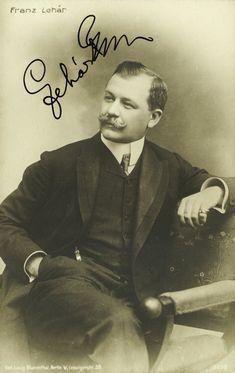 Lehár Ferenc - zeneszerző Famous People, Fictional Characters, Celebs