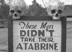 Advertisement for Atabrine, anti-malaria drug, in Papua, New Guinea during WWII.  Rare Photos of History – Page 30 – Daily Bananas