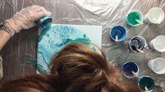 Experiment ' House paint ' part 1