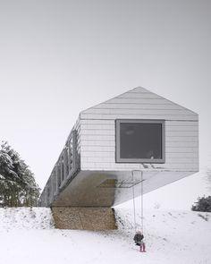 'Balancing Barn, Suffolk' by Nick Guttridge - Photography from United Kingdom