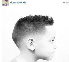 Cool Kids Haircut