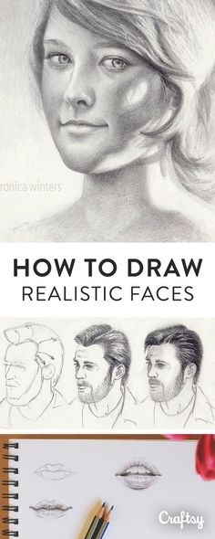 Learn how to professionally draw a human face. Master fundamental techniques for illusrating hair, facial features, expressions and more. Create a Craftsy account to download the free beginner guide!
