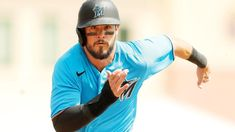 From Olympic medalist to MLB infielder - How speedskater Eddy Alvarez made it to The Show