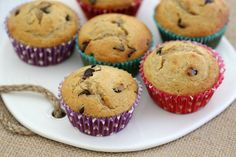 Banana muffins are an absolute classic and when you add in some chocolate, you end up with something even better! Say hello to these delicious Thermomix Banana Chocolate Chip Muffins.