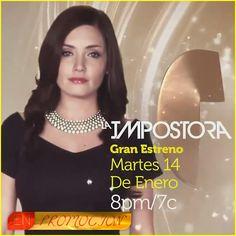 Lissette Morelos, Cristian Bach y Sebastián Zurita protagonizan La Impostora, esta nueva producción realizada por Argos para Telemundo graba...