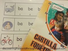 Spanish Syllables: Learning to Read - Spanish Playground