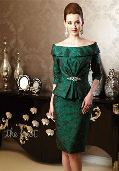 Jade Couture Mother of the Bride Dresses - Jade Couture Mother of the Groom Dress Omg love this if it was long
