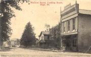 Madison Street, Sligo, PA 1920