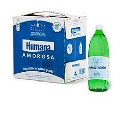 Humana italia spa ACQUA AMOROSA 6X1000ML a soli 6,53€