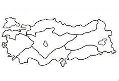 Bölgeler Haritası Ile Ilgili Görsel Sonucu Bölgeler Haritası Map