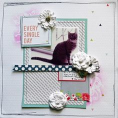 Christy Strickler | Every Single Day - Community Layouts - Gallery - Get It Scrapped