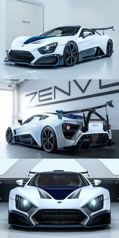 This Latest Zenvo TSR-S Could Be The Most Stunning Yet. And theres more to come from the Danish hypercar manufacturer. Bugatti Cars, Lamborghini Cars, Ferrari, Exotic Sports Cars, Cool Sports Cars, Luxury Sports Cars, Custom Muscle Cars, Roadster, Super Sport Cars