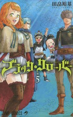ブラッククローバー 5 (ジャンプコミックス)   田畠 裕基 http://www.amazon.co.jp/dp/4088806301/ref=cm_sw_r_pi_dp_-1P-wb0PY4SRF
