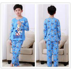 0f556a088f Cartoon Kid Pajamas Minions Pajamas Set Children Pajamas