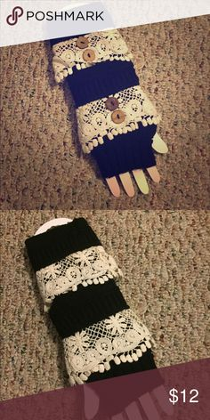 Hand warmers Cute hand warmers palm and wrists gloves Accessories Gloves & Mittens
