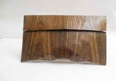 """Items similar to wood clutch - """"chestnut tree"""" on Etsy Wooden Purse, Handmade Clutch, Good Cause, Growing Tree, Handmade Wooden, Rustic Wood, Clutches, Totes, Hardwood"""
