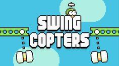 Swing Copters ya no es tan frustrante, en su nueva versión es más fácil jugar http://www.xatakandroid.com/p/112615