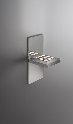 *lighting design, product design, wall lighting* - 'Quadrat' collection by Giuseppe Bavuso for Sidedesign
