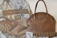 Airport xl Glamour Taupe Natural Leather Made in Italy
