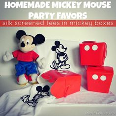 And more Mickey