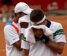 Horia Tecau and Robert Lindstedt - Blinded by the storm