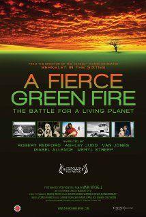 A Fierce Green Fire (2012) Poster