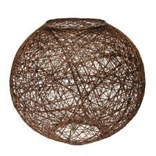Stanford Home Woven Ball Pendant Light Shade Lampshades Accessories
