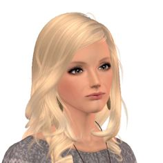 Marie Smith by muisjezak - The Exchange - Community - The Sims 3
