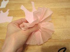 How to make tutu decor