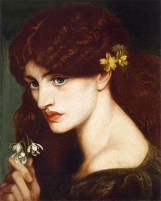 Blanzifiore Snowdrops 1880 Poster by Rossetti Dante Gabriel. All posters are professionally printed, packaged, and shipped within 3 - 4 business days. Dante Gabriel Rossetti, John Everett Millais, Pre Raphaelite Paintings, Oil Canvas, Catalogue Raisonne, Pre Raphaelite Brotherhood, Edward Burne Jones, Image Nature, Cicely Mary Barker