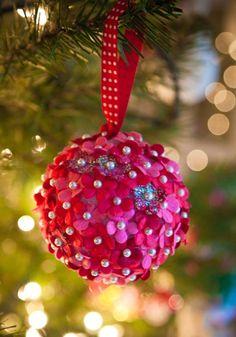 DIY Christmast Crafts : DIY Christmas Ornaments