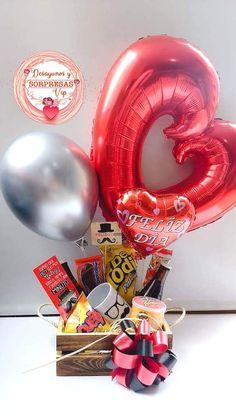 Regalos Sorpresa para Sorprender al Amor de tu Vida, Esposo, Novio. Ideal para Cumpleaños, Aniversario y mas!!! Realiza tu Pedido.  Desayunos y Regalos sorpresa!🎁🎉💖SORPRENDE AHORA 🎂 DESAYUNOS Y REGALOS SORPRESAS. Visita nuestra página web 👇👇👇👇👇 www.desayunosysorpresasvip.com 🎈🎉 #anchetas #regalos #amor #desayunos #sorpresa #peluche #desayunosorpresas #tequieromucho #teamo #chocolate #cariño #juntos #love #gifts #surprise #together #togetherforever #feelingood Diy Father's Day Gifts, Father's Day Diy, Diy Crafts For Gifts, Fathers Day Gifts, Candy Bouquet, Balloon Bouquet, Birthday Surprises For Him, Thank You Nurses, Gift Wrapping Bows