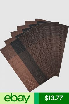 ef2172dad69 Bamboo Placemats Home  amp  Garden  ebay Bamboo Table