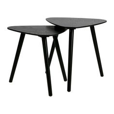 Woood Nila Bijzettafel Set van 2 Console Design, Oslo, Table Settings, Shabby, Furniture, Tables Basses, Home Decor, Pin, Products