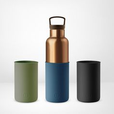 Premium Food Grade Stainless Steel Free of bisphenol A BPA Free. Double-layer cup design prevents large amounts of water from flowing out. The bottom layer of the macarons is a rubber sleeve that protects the fu
