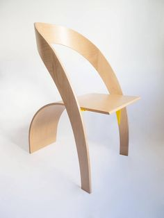 Counterpoise lounge chair