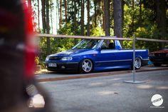 VW Caddy mk2