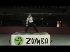 Gasolina by Daddy Yankeey ~ one of my FaVoRiTe ZUMBA dances!  (I look almost as awesome as this girl when doing this song too -- seriously!!)