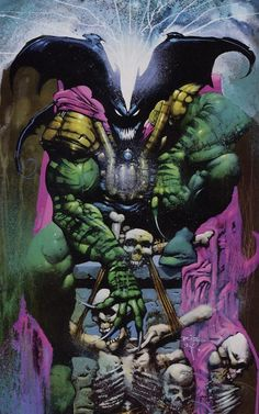 Fantasy Art of Simon Bisley Simon Bisley, Comic Book Artists, Comic Artist, Comic Books Art, Batman, Spiderman, Conan O Barbaro, Marvel Comics, Heavy Metal Art